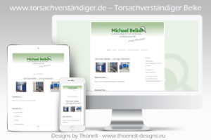 webseite Belke Torsachverstaendiger 300x199 - Website-Layouts