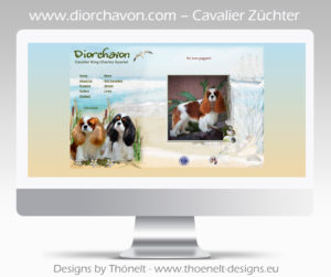 webseite html cavalier 300x251 - Website-Layouts