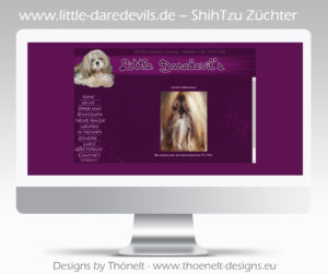 webseite html shihtzu 300x251 - Website-Layouts
