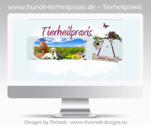 webseite html tierheilpraxis 300x251 - Website-Layouts
