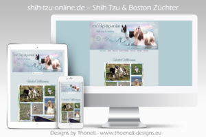 webseite shih tzu Boston 300x199 - Website-Layouts