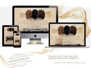 webseite pudel toy zwerg 300x225 - Website-Layouts