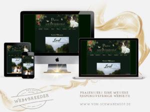 webseite schwabenhof papillons 300x225 - Website-Layouts
