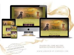 webseite 2020 Labradorzucht 300x225 - Website-Layouts