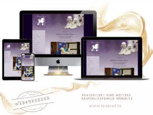 webseite Pudel 2020 300x225 - Website-Layouts