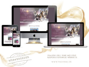 webseite chinese cresteds2 300x225 - Website-Layouts
