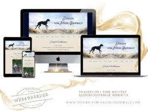 webseite doggen 2020 300x225 - Website-Layouts