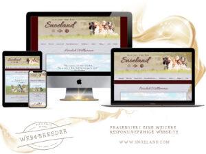 webseite english cocker spaniel 2020 300x225 - Website-Layouts