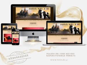 webseite pudel 2 300x225 - Website-Layouts